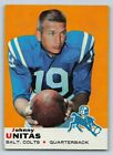 Johnny Unitas Cards, Rookie Card and Autographed Memorabilia Guide 18