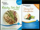 3 Weight Watchers Points Plus Books Ready Set Go Dining Out Companion Best