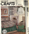 STUDIO COUCH Chairs TABLE Bedspread PILLOW SHAMS COVER ESSENTIALS Patterns