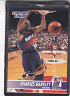 1994  CHARLES BARKLEY - Kenner Starting Lineup Card - Phoenix Suns