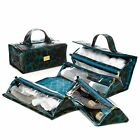 JOY MANGANO SAFARI CHIC COLOR ME LEOPARD BETTER BEAUTY CASE SET CHOOSE COLOR
