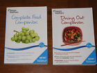 WEIGHT WATCHERS COMPLETE FOOD COMPANION + DINING OUT COMPANION