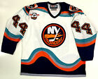 TODD BERTUZZI NEW YORK ISLANDERS AUTHENTIC CCM 1996 WAVE JERSEY SIZE 54 NEW