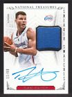 2013-14 National Treasures Sneaker Swatches Auto BG Blake Griffin 11 60 Clippers