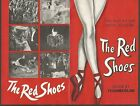Brochure Programme Anton Walbrook Marius Goring The Red Shoes 1948