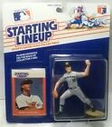 1988  MARK LANGSTON - Starting Lineup - SLU - Sports Figurine - SEATTLE MARINERS