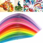 160 Stripes 22 Color Quilling Paper DIY Origami PaperCraft Artwork Tool 3x390mm