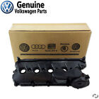 For Jetta Rabbit Passat 2.5L Complete Valve Cover with Gasket & Bolts Genuine