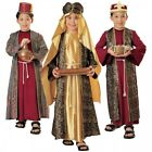 Wiseman Costume Kids Christmas Nativity Fancy Dress