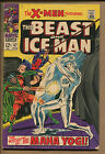 X-Men #47 - The Beast and Ice-Man! - 1968 (Grade 5.0) WH