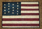American Flag Colonial Tapestry Placemat ~ Artist, Warren Kimble