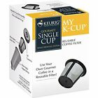 Keurig My K-Cup 2-Pack Reusable Coffee Basket Mesh Filter for B30 B31 Mini B40