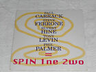 spin 1ne 2wo ( paul carrack rupert hine + others ) CAN´T FIND MY WAY HOME CDs 93