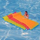 Intex Tote N Float Wave Mat Inflatable Floating Swimming Pool Raft Float Tube