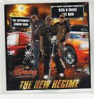 (GH216) The Gang, The New Regime - DJ CD
