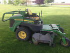 2007 John Deere 997 ZTRAK Zero Turn 72 Front Deck Diesel + Roll Bar 564 Hours