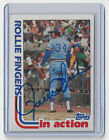 Top 10 Rollie Fingers Baseball Cards 18