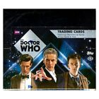 2015 Topps Dr. Doctor Who Trading Cards SEALED HOBBY BOX