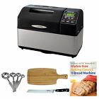 Zojirushi BB CEC20 Home Bakery Supreme 2 Pound Loaf Breadmaker + Accessory Kit