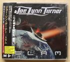 JOE LYNN TURNER SLAM (JAPAN) CD 12 TRACKS - 2001 WITH OBI (RAINBOW/DEEP PURPLE)