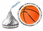 216 BASKETBALL BIRTHDAY PARTY FAVORS HERSHEY KISS LABELS