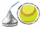 216 SOFTBALL BIRTHDAY PARTY FAVORS HERSHEY KISS LABELS