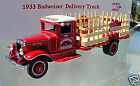 Danbury Mint 1933 Budweiser Intl Delivery Truck Pre-Owned 1/24 Scale