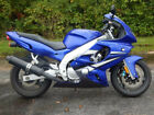 Blue Grey Complete Injection Fairing Kit  for 1997-2007 Yamaha YZF 600R YZF600R