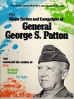 Research G Boardgame Major Battles and Campaigns of General George S. Pa Box EX