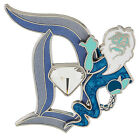 Disneyland 60th DIAMOND D Haunted Mansion Ghost Gus Disney LE Pin of the Month