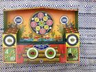 TOY GUN TARGET Vintage Wyandotte Model Shooting Gallery Tin Litho