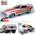 AUTOWORLD AW1111 118 1972 CONNIE KALITTA BOUNTY HUNTER MUSTANG NHRA FUNNY CAR