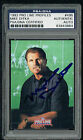 Coach Mike Ditka signed autograph auto 1992 Pro Line Profiles Card PSA Slabbed