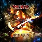 Vinnie Moore - Aerial Visions  2015 [CD New]