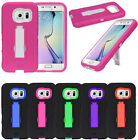 For Samsung Galaxy S7 Impact Heavy Duty Stand Hybrid Cover Case Phone Protector