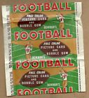 Visual Guide to Vintage Football Card Wrappers - Leaf, Bowman, Philadelphia and Fleer 42