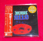 RUSH 2112 JAPAN AUTHENTIC SHM MINI LP CD NEW OUT OF PRINT WPCR-13475