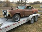 Ford Mustang Fastback 1967 68 mustang fastback eleanor bullitt project clear title