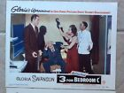 Gloria Swanson starring 3 for Bedroom C 1952  Comedy 2 Lobby Cards