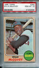 1968 topps #290 WILLIE McCOVEY PSA 10 GEM MINT LOW POP ONLY 10 EXIST