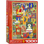 EuroGraphics Vintage Posters Jigsaw Puzzle - 1000-Piece