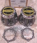 WARN 34581 4WD Manual Locking Hubs Geo Chevy Tracker Suzuki Samurai Sidekick
