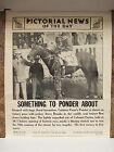 1949 Pictorial News Poster Horse Racing Steve Brooks Ponder Kentucky Derby