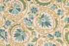 Discount Fabric Richloom Upholstery Drapery Marakesh Mineral Green Floral RL102