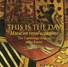 This is the Day: Music on Royal Occasions, 0040888013624, Aurora Orchestra