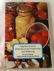 Complete Guide to Home Canning Preserving Freezing 1973 recipes cookbook canners