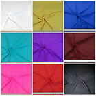 Discount Fabric Cotton Blend Lining Material Choose Your Color