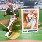 2000  SCOTT WILLIAMSON - (EXT) Starting Lineup - SLU - Loose With Card - Reds