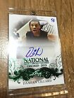 2015 Leaf The National Convention Damian Lillard Emerald 5 5 #DL1 AUTO Autograph