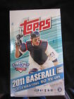 2011 TOPPS BASEBALL SERIES 2 HOBBY BOX. 60TH ANNIVERSARY SEALED BOX. 36 PACKS